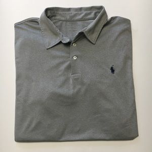 Polo by Ralph Lauren Performance in Gray, sz XXL